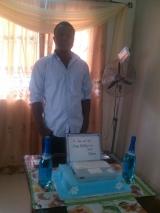DCE- Ibrahim's Cake